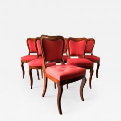 Duncan Phyfe A Set of Classical Side Chairs - 1165399