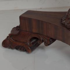 Duncan Phyfe Antique English 1850s Gateleg Breakfast Dining Table Carved Claw Legs - 1297623