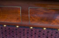 Duncan Phyfe Brass Inlaid Mahogany Grecian Sofa - 1904055