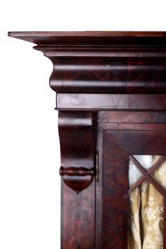 Duncan Phyfe Early 19th Century Duncan Phyfe Grecian Plain Style Mahogany Secretary Bookcase - 1739050