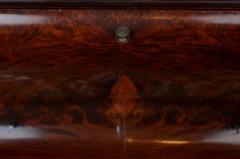 Duncan Phyfe Early 19th Century Duncan Phyfe Grecian Plain Style Mahogany Secretary Bookcase - 1739052