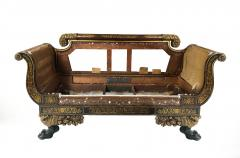 Duncan Phyfe Early 19th Century Parcel Gilt Grecian Sofa attributed to Duncan Phyfe - 1121766