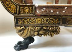 Duncan Phyfe Early 19th Century Parcel Gilt Grecian Sofa attributed to Duncan Phyfe - 1121769