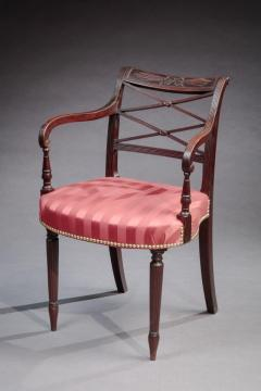 Duncan Phyfe FEDERAL ARMCHAIR Attributed to Duncan Phyfe - 1034570