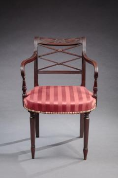 Duncan Phyfe FEDERAL ARMCHAIR Attributed to Duncan Phyfe - 1034571