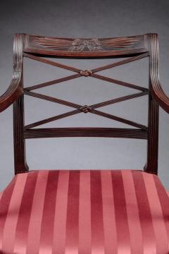 Duncan Phyfe FEDERAL ARMCHAIR Attributed to Duncan Phyfe - 1034572