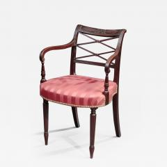 Duncan Phyfe FEDERAL ARMCHAIR Attributed to Duncan Phyfe - 1035505