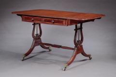 Duncan Phyfe FEDERAL INLAID SOFA TABLE Attributed to Duncan Phyfe - 1013427