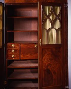 Duncan Phyfe Rare Cabinet form Secretary Bookcase - 384379