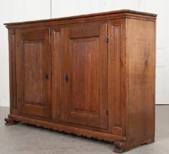 Dutch 18th Century Oak Sideboard - 1205726