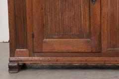 Dutch 18th Century Oak Sideboard - 1205729