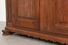 Dutch 18th Century Oak Sideboard - 1205731