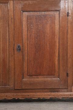 Dutch 18th Century Oak Sideboard - 1205732