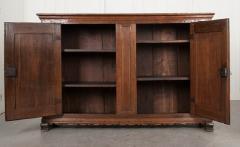 Dutch 18th Century Oak Sideboard - 1205733