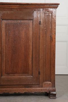 Dutch 18th Century Oak Sideboard - 1205734