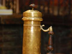 Dutch 18th century Brass Canister - 685115