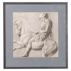 Dutch 20th Century Vintage Drawing - 1807190