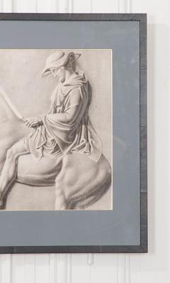 Dutch 20th Century Vintage Drawing - 1807462
