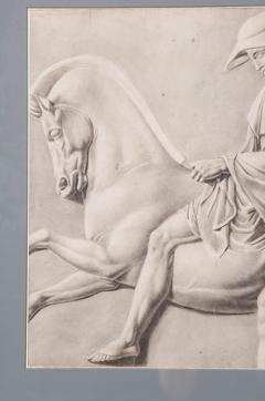 Dutch 20th Century Vintage Drawing - 1807464