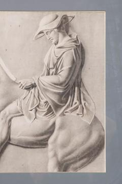 Dutch 20th Century Vintage Drawing - 1807467