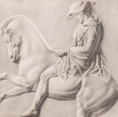 Dutch 20th Century Vintage Drawing - 1815922