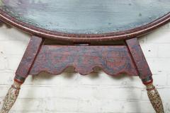 Dutch Folk Art Hindeloopen Table - 1984338