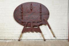 Dutch Folk Art Hindeloopen Table - 1984339