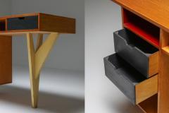Dutch Modernist Desk 1950s - 1421013