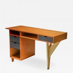 Dutch Modernist Desk 1950s - 1422226