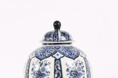 Dutch Porcelain Covered Decorative Urn - 1338764