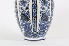 Dutch Porcelain Covered Decorative Urn - 1338766