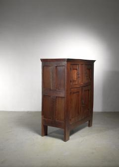 Dutch Renaissance oak cabinet - 1489710