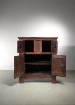 Dutch Renaissance oak cabinet - 1489711