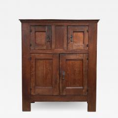 Dutch Renaissance oak cabinet - 1491040