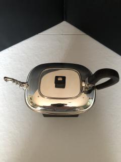 Dutch Silver Teapot - 1644898
