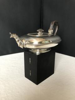 Dutch Silver Teapot - 1644899