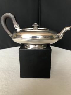 Dutch Silver Teapot - 1644900