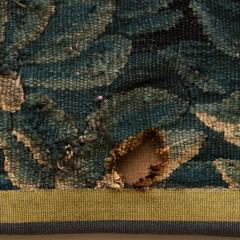 EARLY 18TH CENTURY VERDURE TAPESTRY FRAGMENT AUBUSSON - 890164
