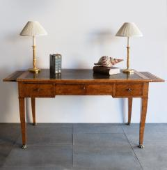 EARLY 19TH CENTURY FRENCH WALNUT DESK - 1834895