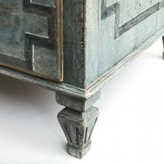 EARLY 19TH CENTURY SWEDISH GUSTAVIAN CHEST OF DRAWERS - 1991983