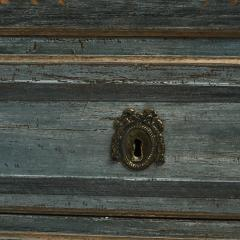 EARLY 19TH CENTURY SWEDISH GUSTAVIAN CHEST OF DRAWERS - 1991989