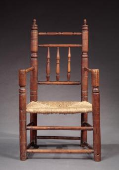 EARLY TURNED GREAT CHAIR - 1353830