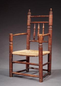 EARLY TURNED GREAT CHAIR - 1353833