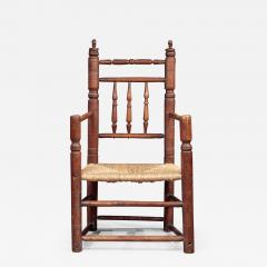 EARLY TURNED GREAT CHAIR - 1678942