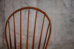 ENGLISH SPINDLEBACK SIDE CHAIRS - 1053002