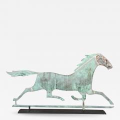 ETHAN ALLEN HORSE WEATHERVANE - 868821