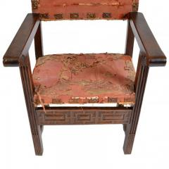 Early 17 18th Century Spanish Walnut Armchair - 176798