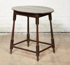 Early 18th Century English Oak Oval Table - 1953170