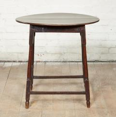 Early 18th Century English Oak Oval Table - 1953171