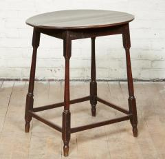 Early 18th Century English Oak Oval Table - 1953172